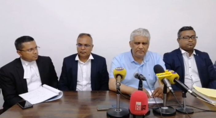 Restrictions de circuler dans la capitale : une lettre envoyée au Commissaire de Police, Khemraj Servansing.