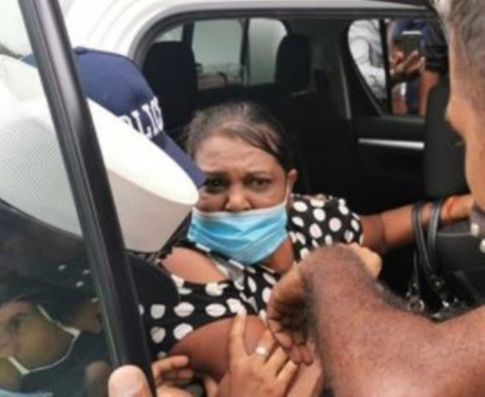 Keswanee veut poursuivre l'État pour son arrestation