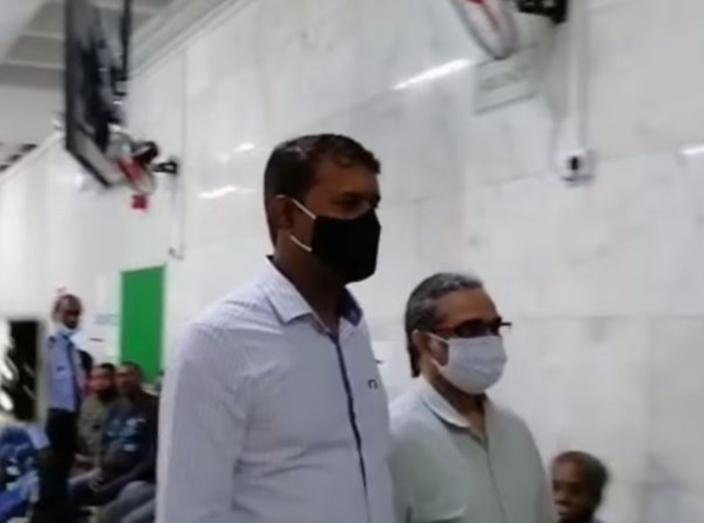 Le capitaine du MV Wakashio, Sunil Kumar Nandeshwar reste en détention