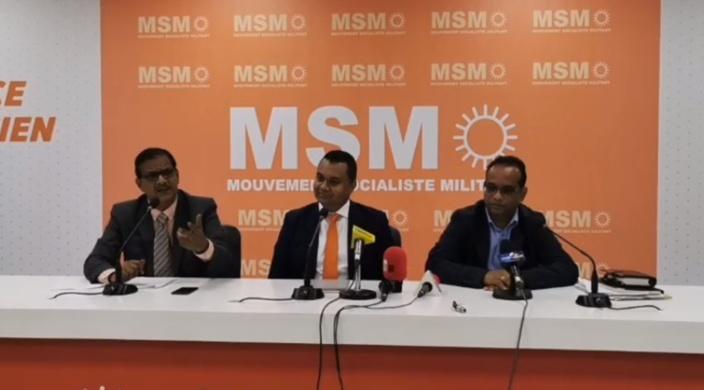 Sudheer Maudhoo : « l'affaire Kistnen a été montée par l'opposition