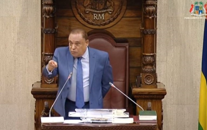 Le Speaker de l'assemblée nationale va résister à la plainte de Shakeel Mohamed