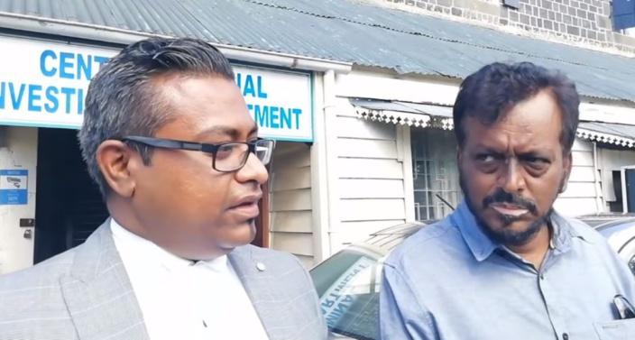 Le député du PMSD Salim Abbas Mamode dénonce un gang organisé