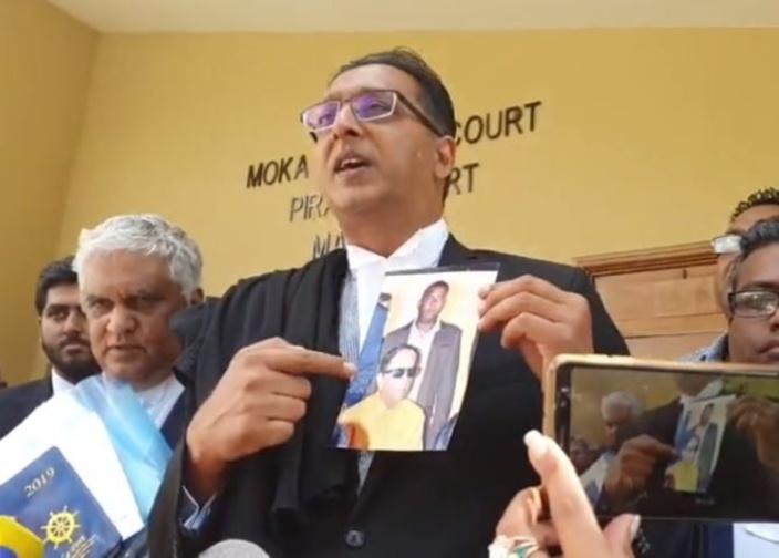 Affaire Kistnen : Soobaroyen écrit le nom de celui qu'il pense être le meurtrier de l'ex agent MSM