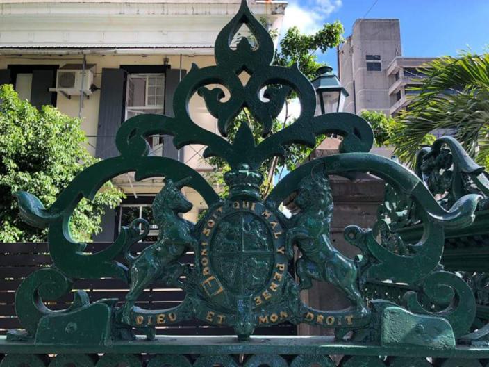 L'ancienne Cour suprême construite en 1808, abritera désormais la Children's Court