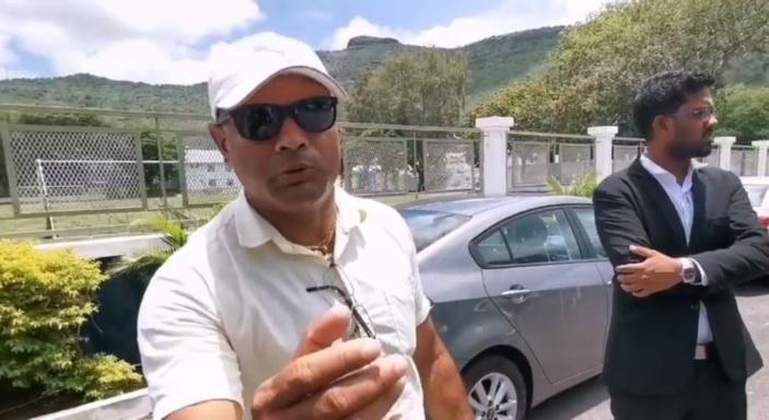 """Vishal Shibchurn : """" Kan ou diboute pou Dharma, li normal ki dimune pou target ou...."""""""