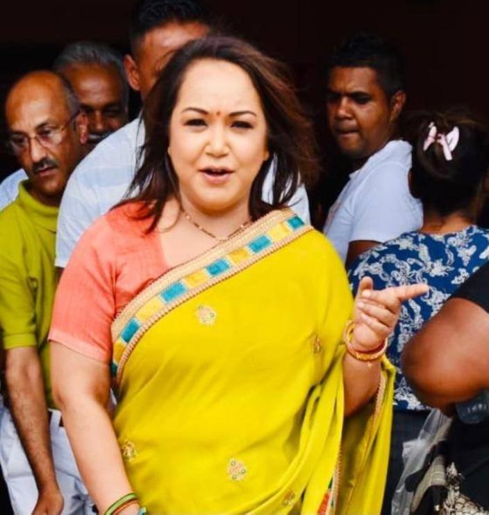 Vidéo humiliante de la veuve Kistnen : Kalpana Devi Koonjoo-Shah aux abonnés absents