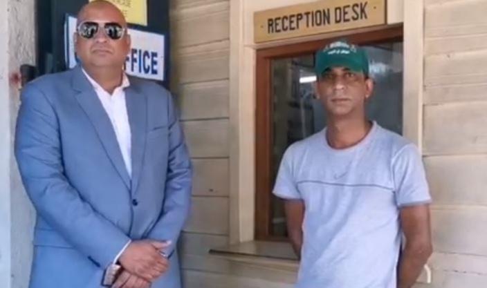 Propos sectaire : Fardeen Okeeb sera arrêté, inculpé et détenu pour sa propre sécurité