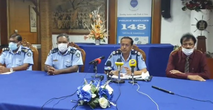 """Meurtre de Manan Fakoo à Beau-Bassin : le commissaire de police assure """"avoir la situation bien en main"""""""
