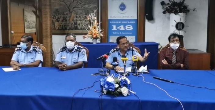 """Meurtre de Manan Fakoo à Beau-Bassin : """"Rien de communal"""" selon le commissaire de police"""