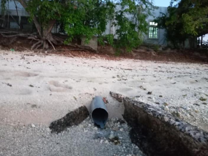 Albion : Les côtes mauriciennes sont durement frappées par l'érosion côtière