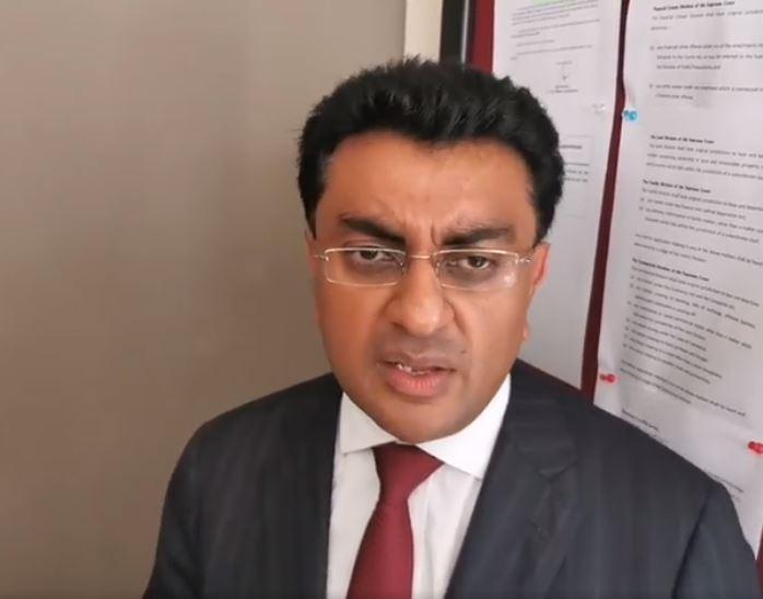 Un ancien Attorney General dans le fauteuil du président du Bar Council : qui est Yatin Varma ?