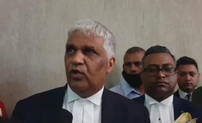 Valayden parle de « traitement royal » que la police a offert à Sawynaden