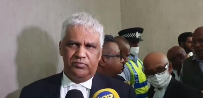 Valayden : le bureau du DPP a bien fait d'exprimer sa colère