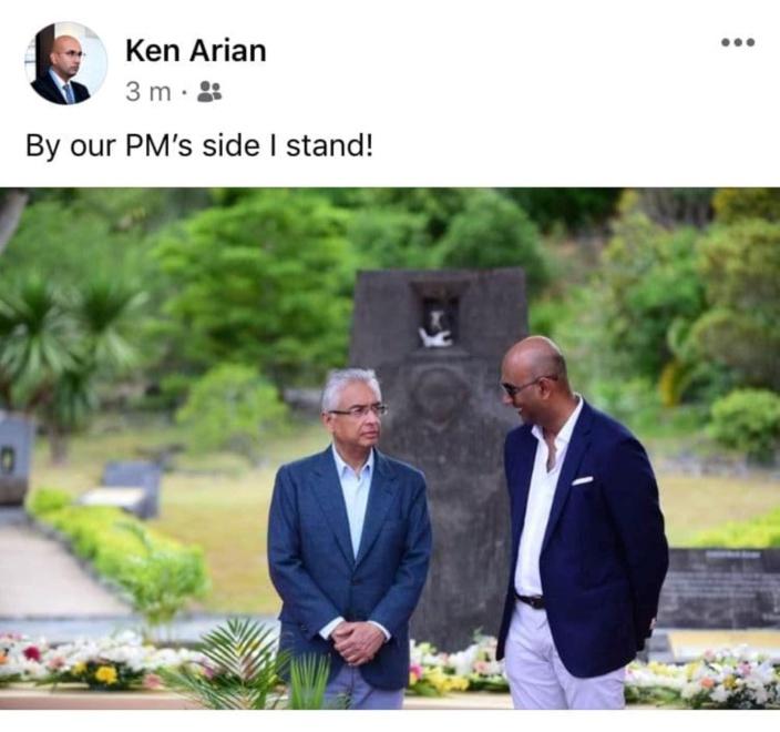 Ken Arian: Un intrus au cœur du pouvoir