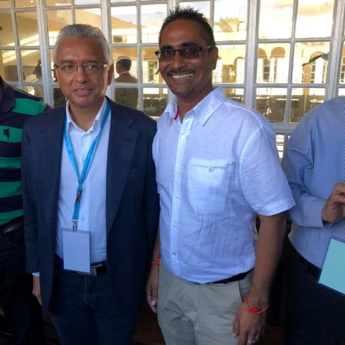 Enquête judiciaire : Le Constituency Clerk de Pravind Jugnauth est finalement sorti de sa maison