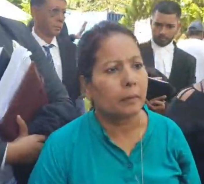 Simla : « J'ai donné le mot de passe de mon époux au CCID »