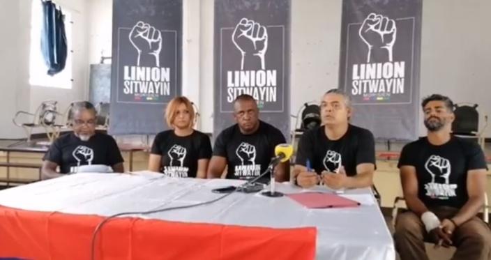 Marche du 13 février : Laurette, Tan Yan et Linion Sitwayin font leur coquetterie vertueuse