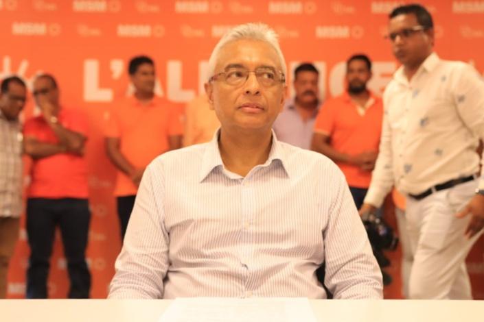 Pravind Jugnauth : « On verra si Bérenger présentera Nando Bodha comme Premier ministre »