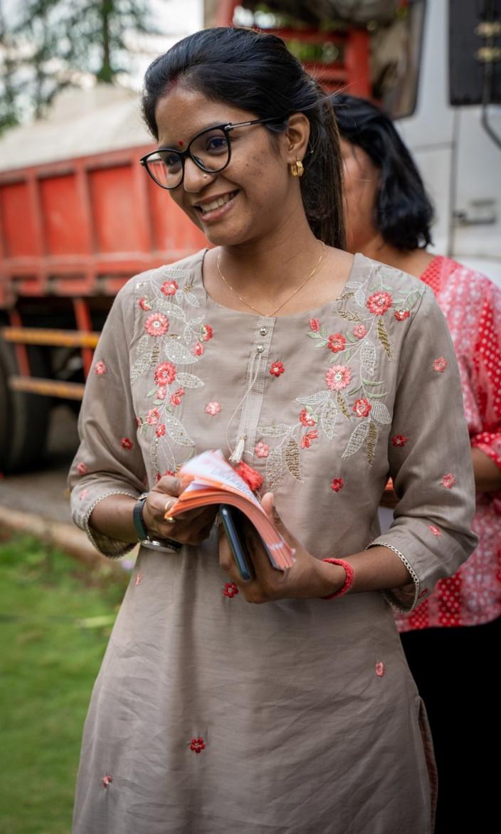 En partageant une vidéo, Subhasnee Mahadao-Luchmun Roy tire une balle dans les pieds d'Alan Ganoo