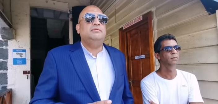 Propos sectaire : Fardeen Okeeb libéré avec une caution de Rs 40 000