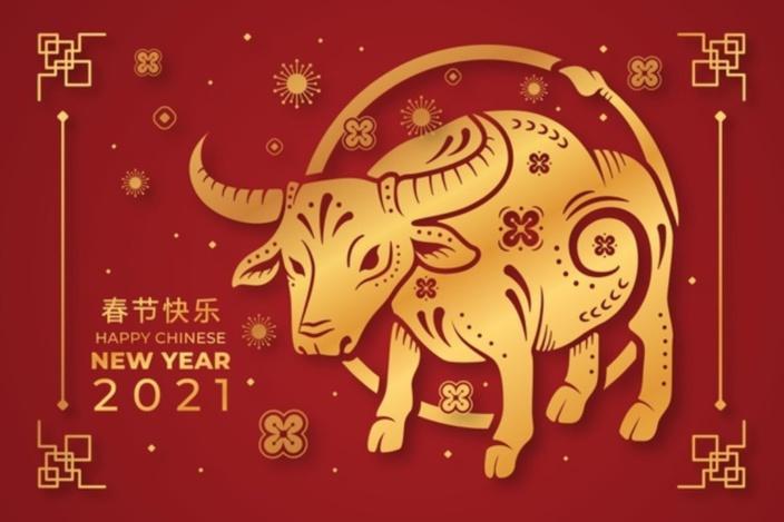 Nouvel An Chinois : Bonne année du Buffle