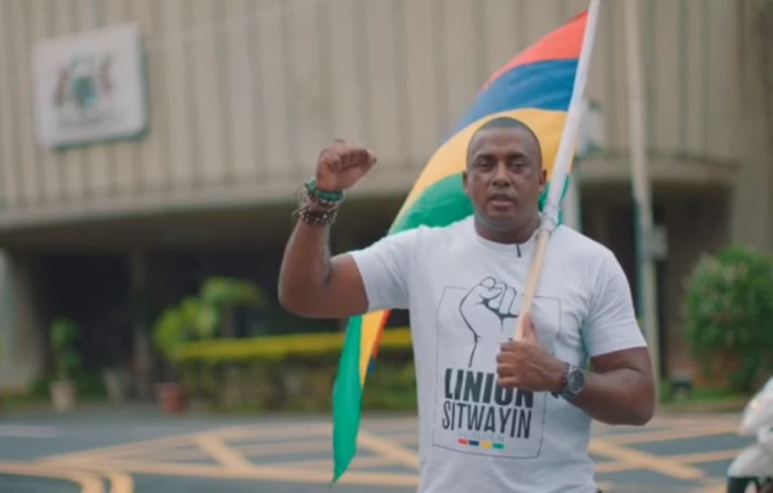 L'activiste Bruneau Laurette symbole de la révolte citoyenne devient la nouvelle cible du gouvernement