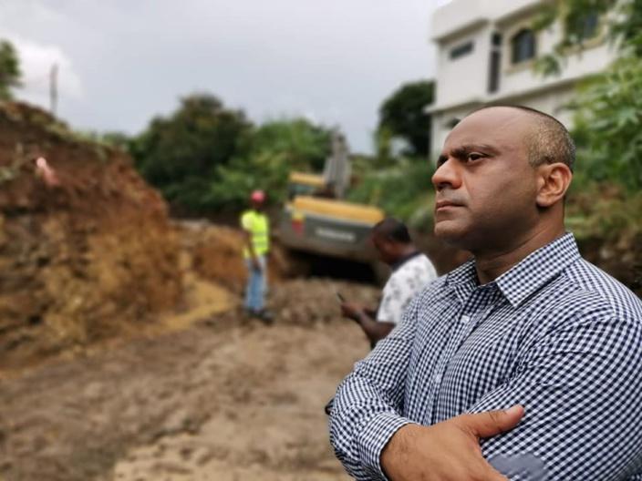 Bobby Hurreeram soutient être devenu une cible pour Rama Valayden