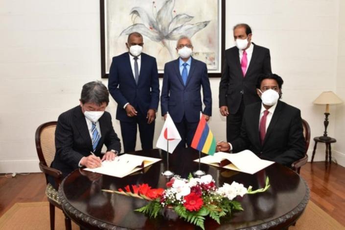 Le Japon accorde une subvention de 5,7 millions de dollars pour la surveillance maritime