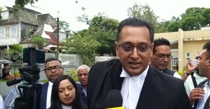 Affaire Kistnen : « Le dénominateur commun est Yogida Sawmynaden », affirme Bhadain