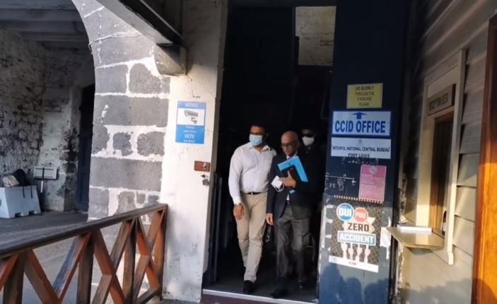 Emploi fictif : Sawmynaden affirme avoir remis Rs 15 000 en «cash» à Kistnen chaque mois