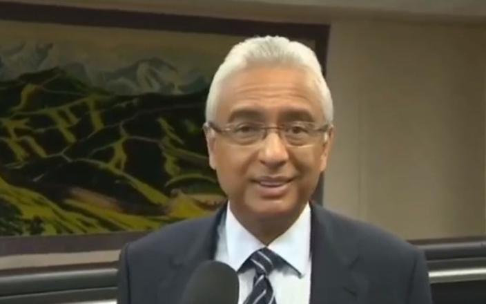 Pravind Jugnauth demande à Bhadain « sanz so facon d'azir et so l'attitude envers zournaliste»