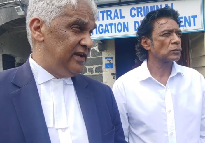 Rama Valayden, l'avocat de Nando Bodha qui veut créer son parti