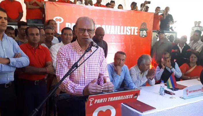 Navin Ramgoolam : « Le PTr ira seul aux municipales»