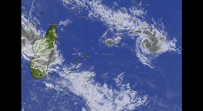 Perturbation tropicale et dégradation du temps ce week-end