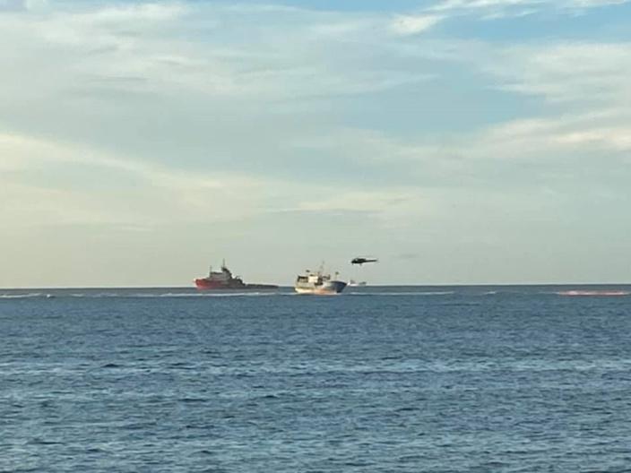 Navire échoué à Pointes-aux-Sables : Aucun faux pas ne sera toléré, dit XLD