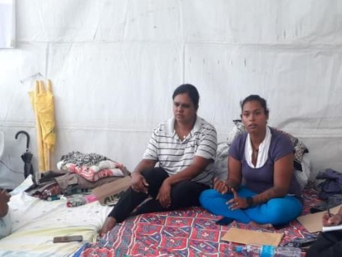 Grève de la faim des employés de la  Rose-Hill Transport : en quête d'une solution