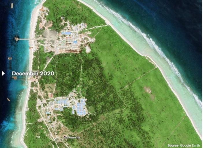 Agalega… Une base militaire qui n'a plus rien de secret