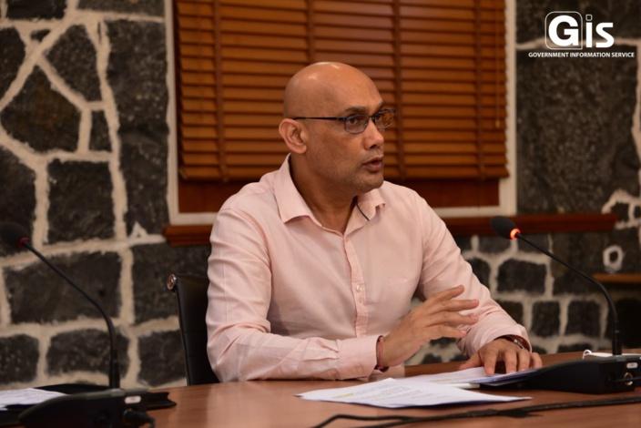 @ GIS Mauritius