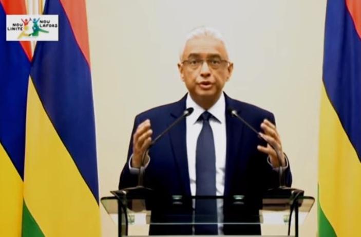 Pravind Jugnauth, « il sera très difficile de remonter la pente économique avec ce deuxième confinement »