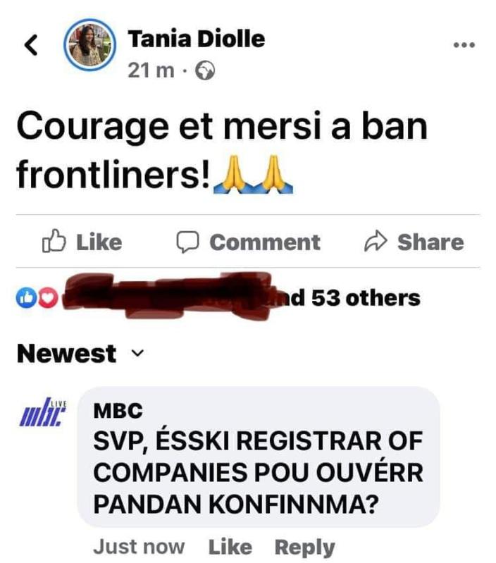 En images : L'humour Mauricien à l'honneur en période de confinement