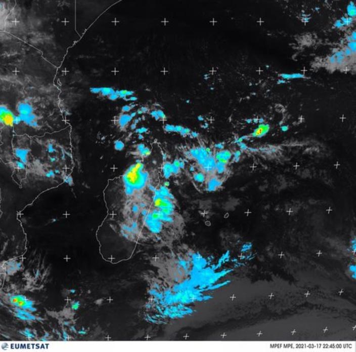 La météo du vendredi 19 mars 2021