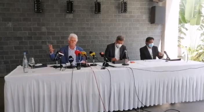 Bérenger évoque un problème de manque de vaccins à Maurice