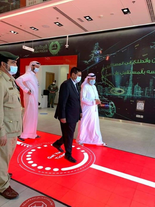 "Showkutally Soodhun à Dubaï comme ambassadeur ""itinérant"""