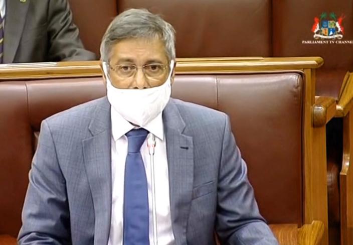La motion de Duval sur un National Action Plan pour contrer la crise sanitaire jetée à la poubelle