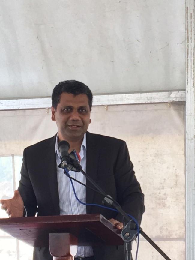 Kavi Ramano, un ministre de l'Environnement fantôme