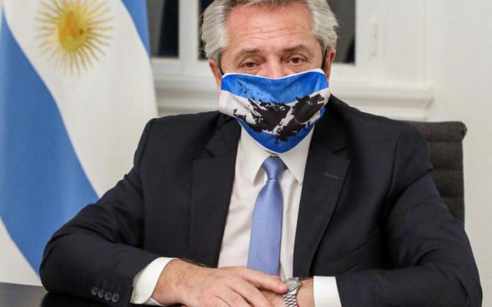 Le président argentin testé positif au Covid-19 malgré deux doses du vaccin Spoutnik V