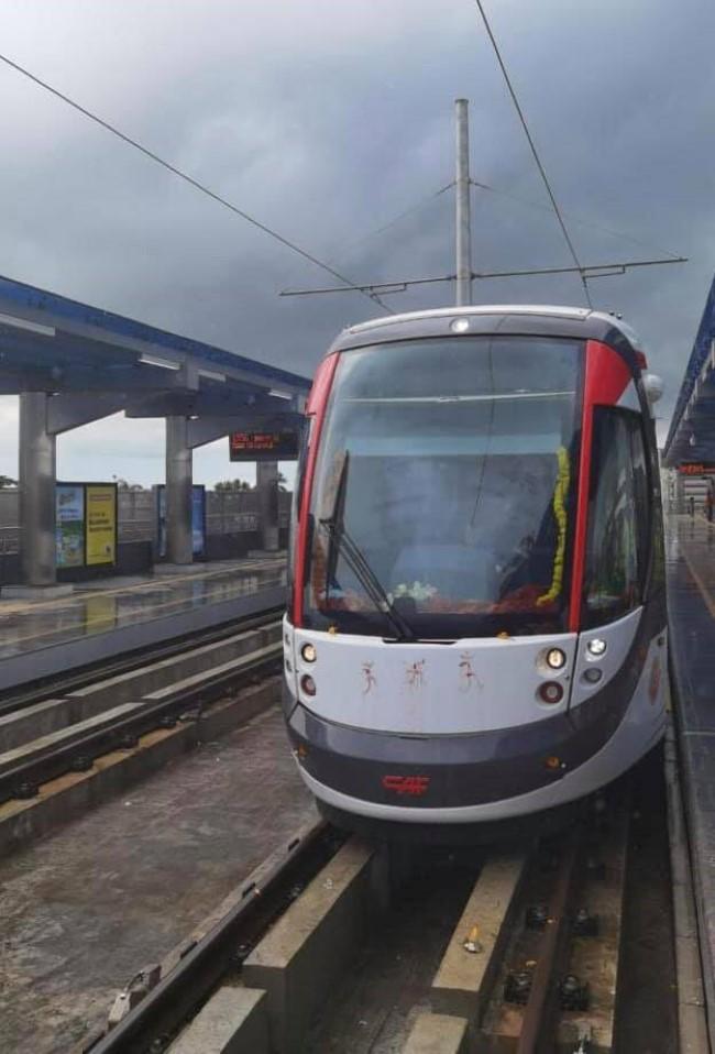 A Quatre-Borne, les travaux du Metro express priment sur la Santé
