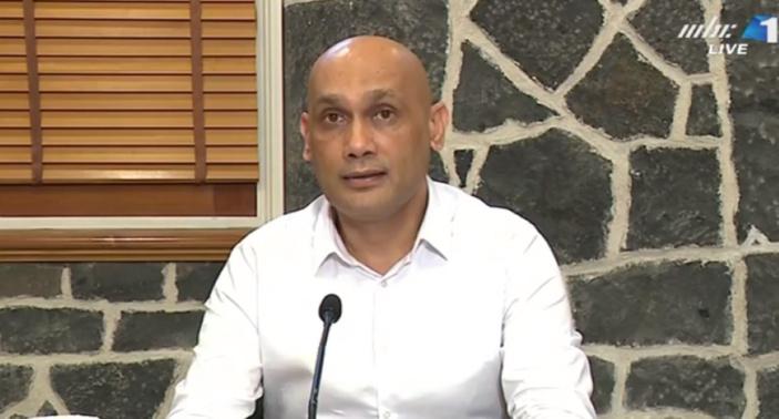 Selon Jagutpal, la classe de l'école primaire Philippe Rivalland n'a été désinfectée que ce jeudi après-midi