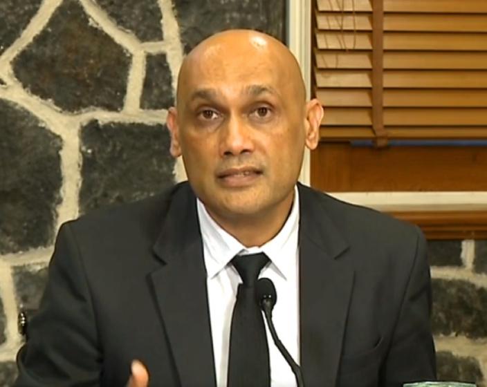 Jagutpal : «Pena okenn lanket ki bizin fer ek pa finn ena neglizans medikal»
