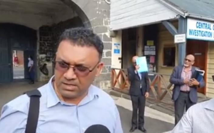 Enquête sur le décès de Soopramanien Kistnen : Sawmynaden de nouveau aux Casernes centrales